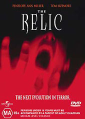 The Relic on DVD