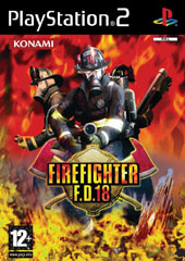 Firefighter F.D.18 for PlayStation 2