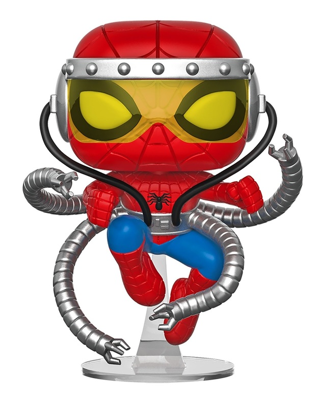 Spider-Man - Octo-Spidey Pop! Vinyl Figure