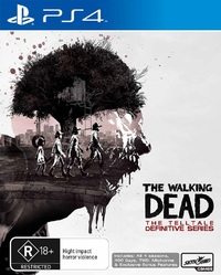 The Walking Dead: The Telltale Definitive Series for PS4