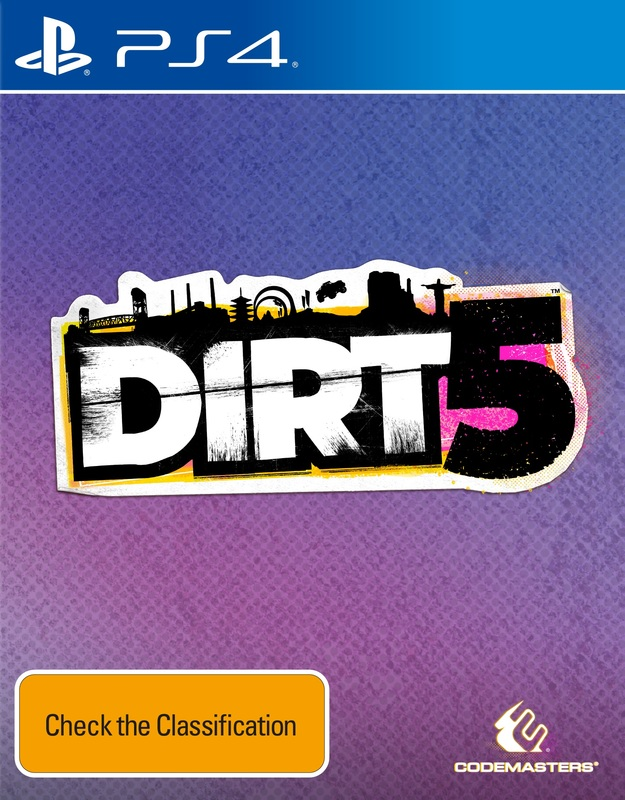 DiRT 5 for PS4