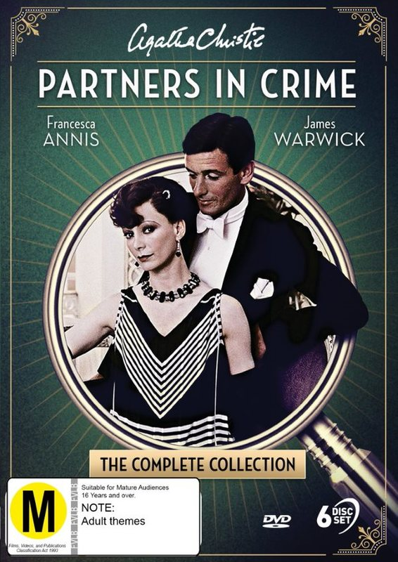 Agatha Christie's Partners In Crime: The Complete Series on DVD