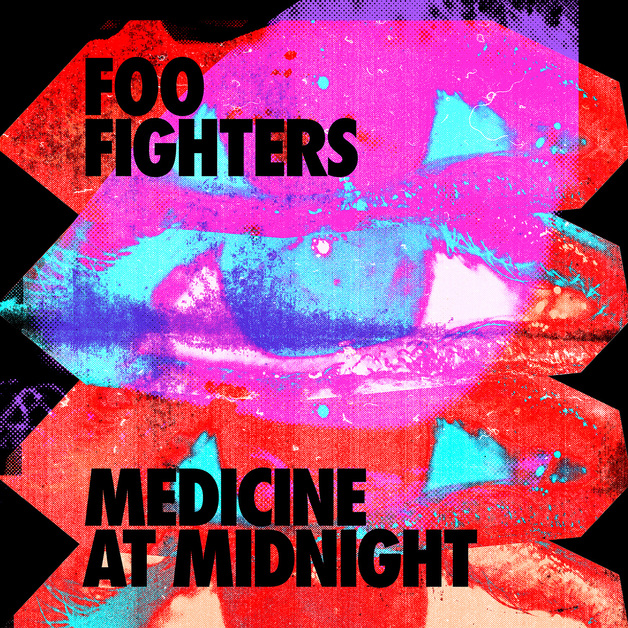 Medicine At Midnight by Foo Fighters