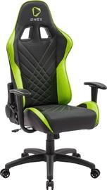 ONEX GX220 AIR Series Gaming Chair (Black & Green) for