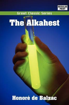 The Alkahest by Honore de Balzac image
