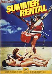 Summer Rental on DVD