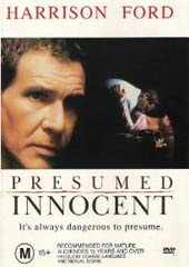 Presumed Innocent on DVD