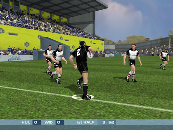 Stacey Jones Rugby League for PS2 image