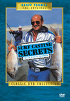 Geoff Thomas: Surf Casting Secerts on DVD