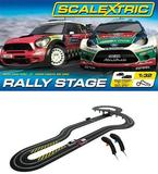 Scalextric Rally Stage 1/32 Slot Car Set