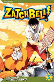 Zatch Bell!: v. 5 by Makoto Raiku image