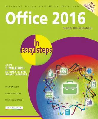 Office 2016 in Easy Steps by Michael Price