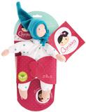 Bonikka: Serafina doll - Blue