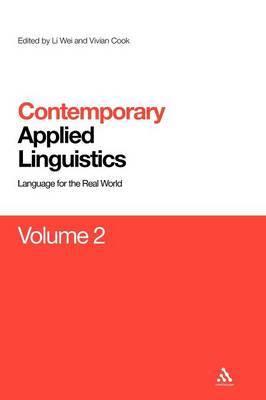 Contemporary Applied Linguistics: v. 2 image