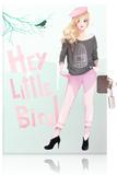 Lockable Diary - Hey Little Bird