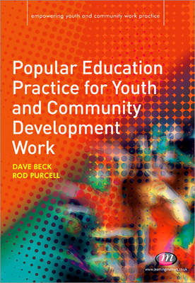 Popular Education Practice for Youth and Community Development Work by Rod Purcell image