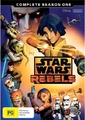 Star Wars Rebels - Season 01 on DVD