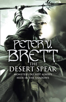 The Desert Spear by Peter V Brett image