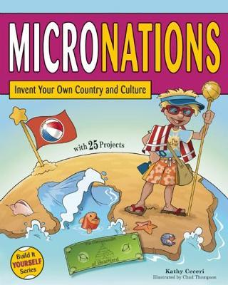 MICRONATIONS by Kathy Ceceri image