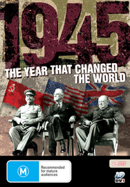 1945 The Year that Changed the World (2 Disc Set) on DVD