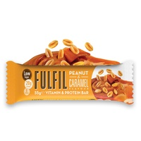 Fulfil Protein Bars - Chocolate Peanut & Caramel (Single)