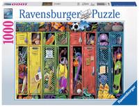 Ravensburger : The Locker Room Puzzle (1000 Pcs)