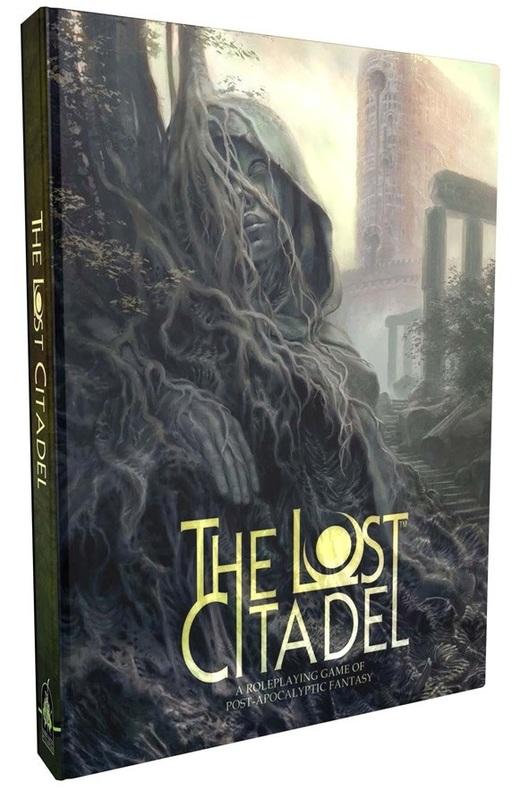 Lost Citadel: RPG - Setting Sourcebook (5E D&D)