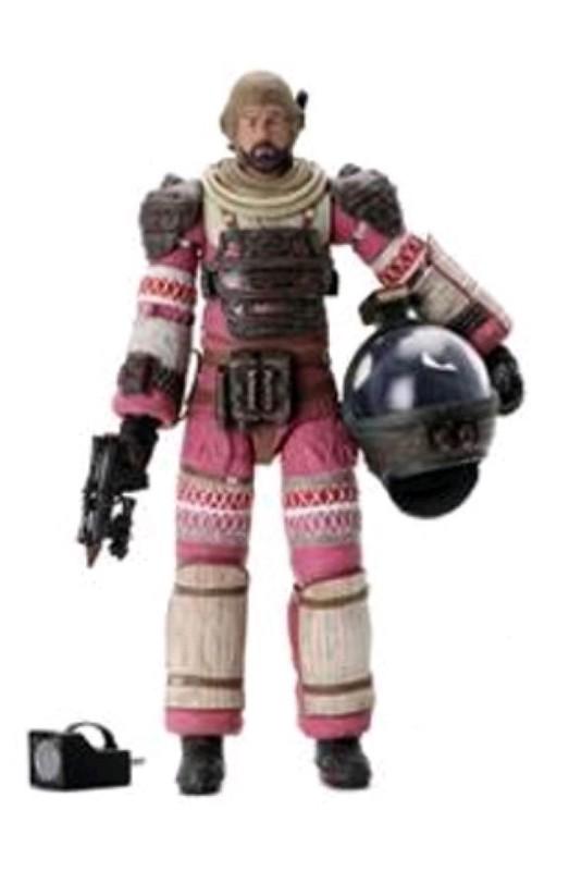 Aliens 40th Anniversary: Dallas (Compression Suit) - 7″ Articulated Figure
