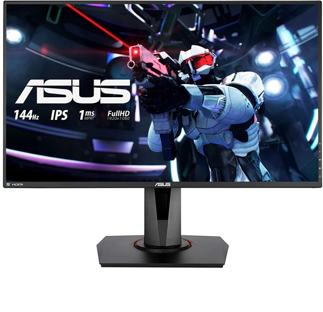 "27"" ASUS 1080p 144Hz 1ms FreeSync Gaming Monitor"