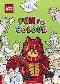 LEGO (R): Fun to Colour by AMEET