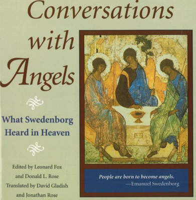 Conversations with Angels by Emanuel Swedenborg image