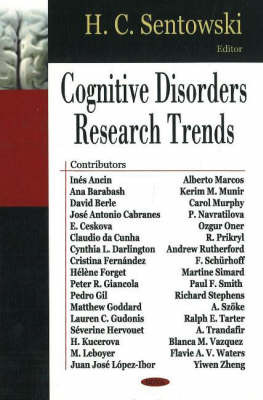 Cognitive Disorders Research Trends image