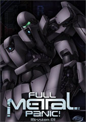 Full Metal Panic! - Vol 1 on DVD