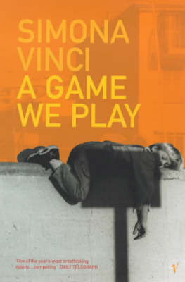 A Game We Play by Simona Vinci