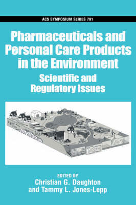 Pharmaceuticals and Personal Care Products in the Environment image