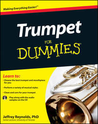 Trumpet For Dummies by Jeffrey Reynolds