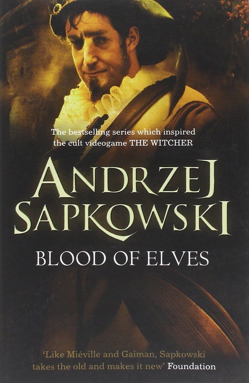 Blood of Elves (The Witcher #2) by Andrzej Sapkowski image