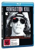 Generation Kill (3 Disc Set) on Blu-ray