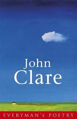 Clare: Everyman's Poetry by John Clare image