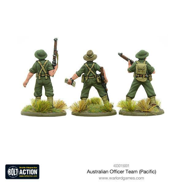 Australian Officer Team (Pacific) image