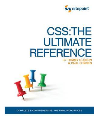 The Ultimate CSS Reference by Tommy Olsson image