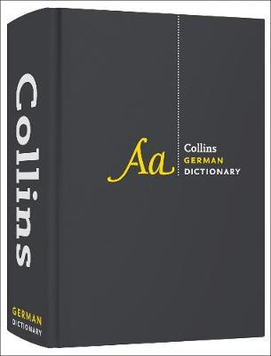 Collins German Dictionary Complete and Unabridged by Collins Dictionaries image