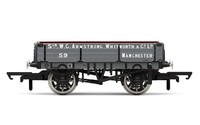 Hornby: 3 Plank Wagon, Armstrong Whitworth & Co. Ltd