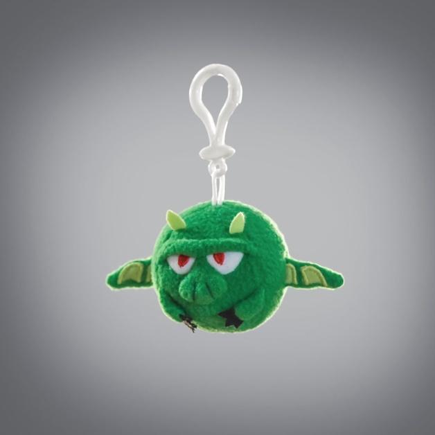 Oddballz: Cthulhu - Plush Keychain
