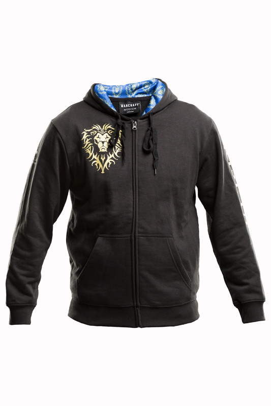 Warcraft Hoodie - Alliance (Small)