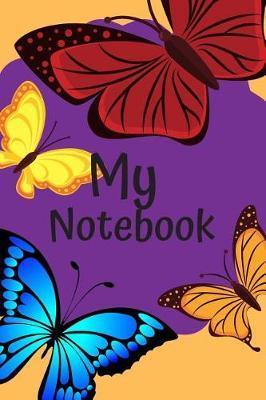 My Notebook by Tom Reg
