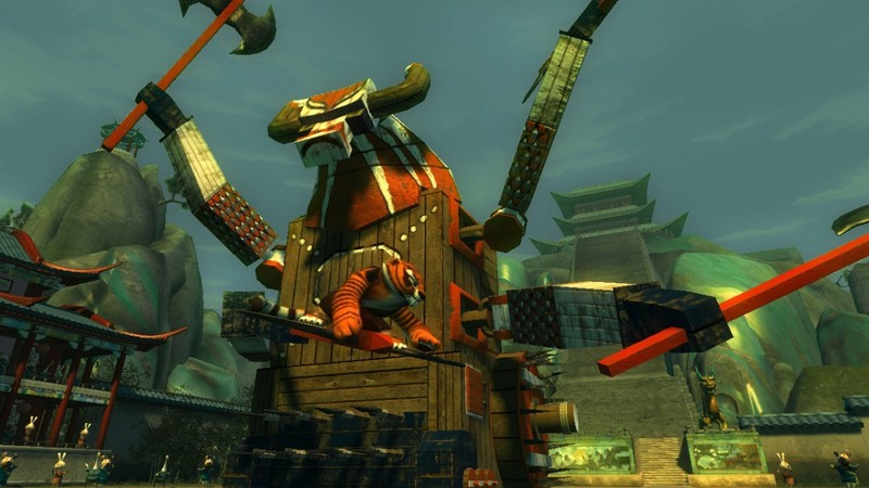 Kung Fu Panda for PS3 image