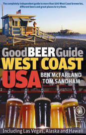 Good Beer Guide West Coast USA by Ben McFarland image