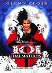 Dalmatians Live on DVD