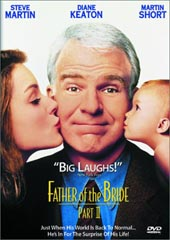 Father of the Bride 2 on DVD